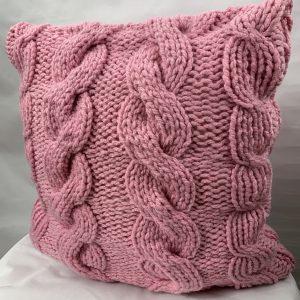 roze kussens